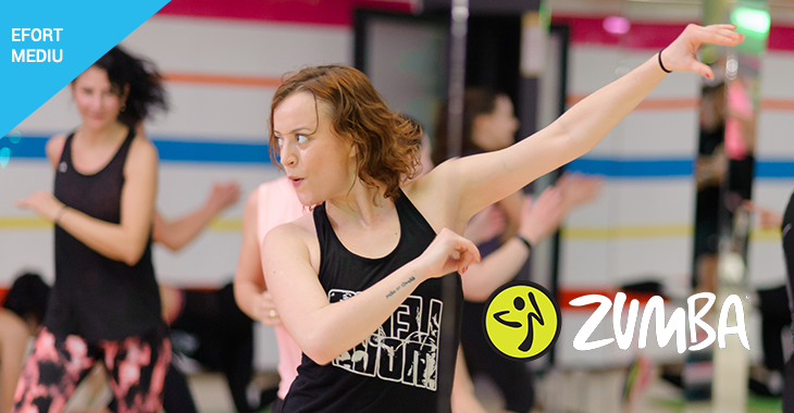 Zumba Lets Move Iasi