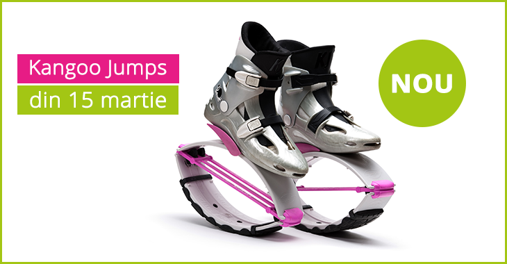 Kangoo Jumps la Let's Move