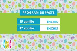 Program de Paste - Let's Move