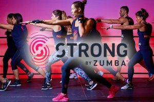 Next level dupa Zumba: STRONG by Zumba®