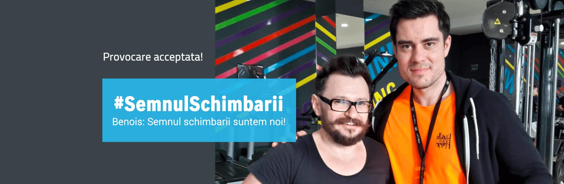 Semnul Schimbarii Let's Move