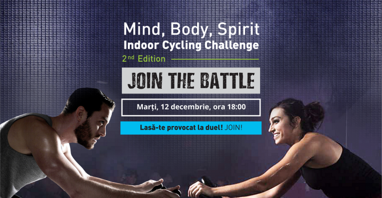 Mind, Body, Spirit - Schwinn Cycling Challenge, 2nd Edition