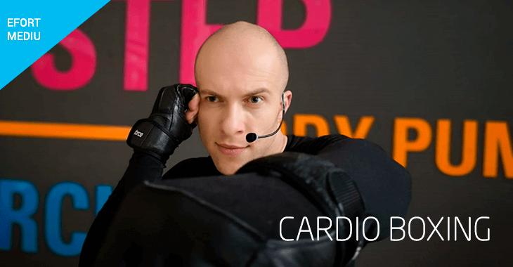 Cardio Boxing