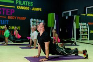 Meditatia prin sport la Let's Move